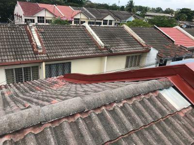 Repair Roof Leaking Jalan Ss19 Subang Jaya