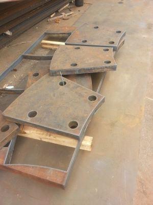 Mild Steel Plate 75mmCustom