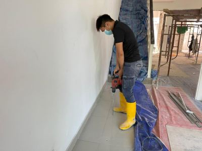 Termite Corrective treatment - Puchong Prima