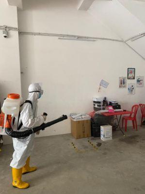 J&T Sepang - Disinfection Service