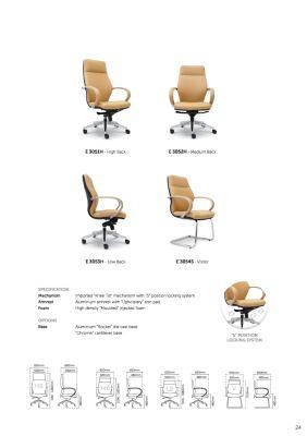 Executive High Back Chair (BERGE Series)