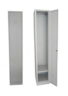 1 Compartment Steel Locker (External & Internal)