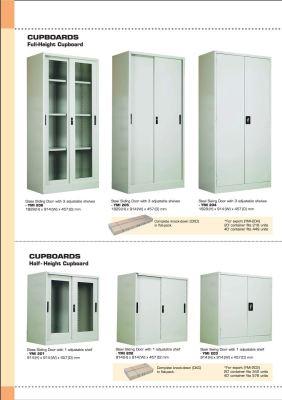 Supply Full Height Steel Swinging Door Cupboard (Shah Alam)