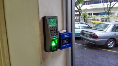 Supply NIGEN Fingerprint Time Attendance & Door Access System (Kepong, KL)