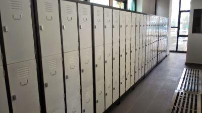 Supply 2-Compartment Steel Locker (Setia Alam, Klang)