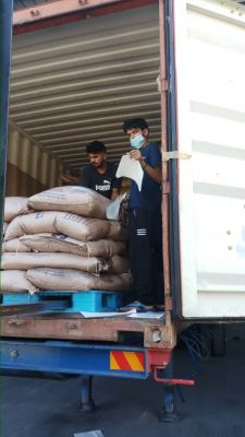 CONTAINER STUFFING & LOADING