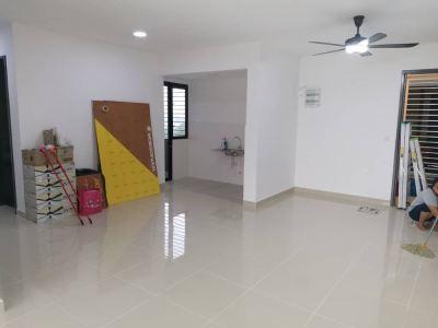 Move In House Cleaning At Condominium, Kelana Jaya