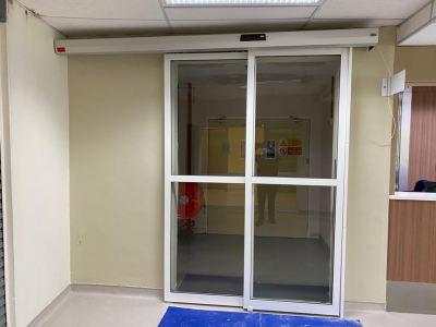 Automatic Telescopic Sliding Door System
