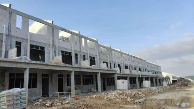 PROJECT: CONSTRUCTION & COMPLETION OF 199 UNITS 2 1⁄2 STOREY TERRACE HOUSE AT PHASE A2A, JOHOR