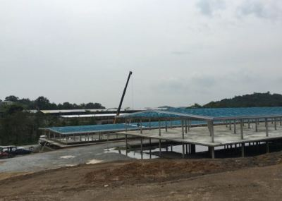 3 Units Chicken Farm at Pelangi Pahang
