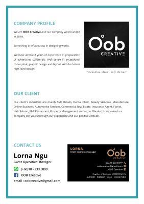 OOB Creative Portfolio