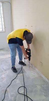 Corrective Slab Injection - Seremban - Negeri Sembilan