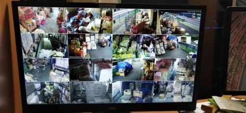 CCTV Installation Works