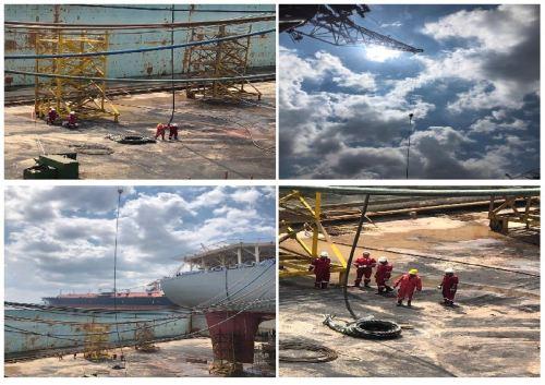 ETA/TOWING WIRE RENEWAL - CUSTOMER MALAYSIA MARINE AND HEAVY ENGINEERING