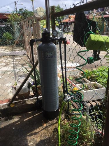 Outdoor Filter- Our Existing Customer