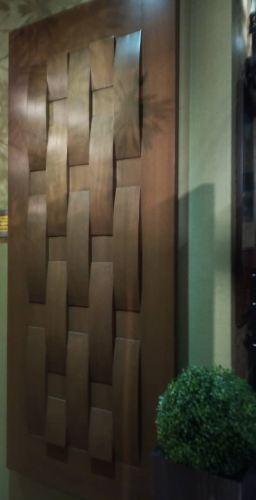 Solid 3D Design Decorative Door