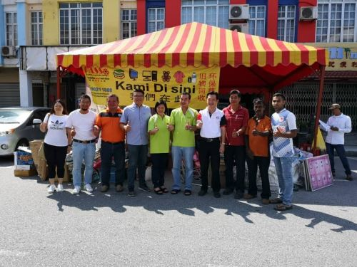 13.01.2019 1st Mobile Recycle Collection Held in Seremban