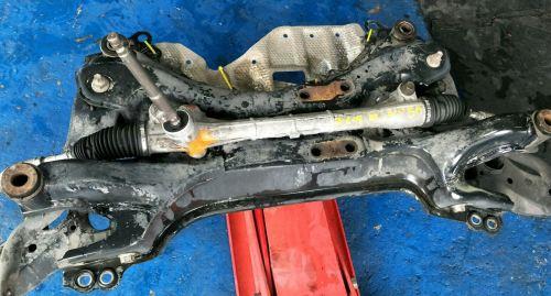 T/Y Estima 2.4 (A)~ Exhaust Minifull, Pully Bearing & Rack