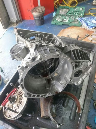 Hyundai Matrix 1.8 ~ Repair & change clutch set, o-ring,filter
