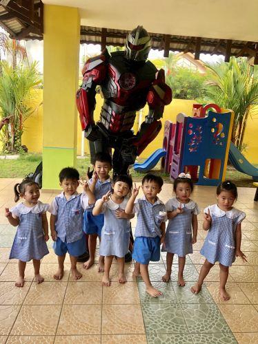 7/3/2019~Super Powers Unite Visit Our School