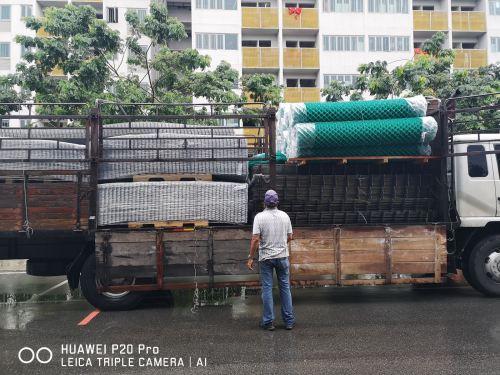 Singapore Building Material