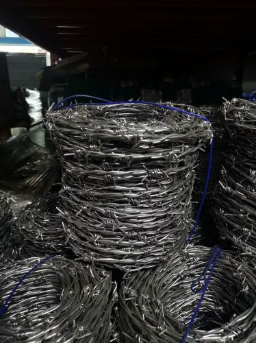 Aluminium Barbed Wire Singapore  Manufacturer