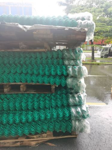 1800mm Height 1.8m Chain Link Fence Singapore