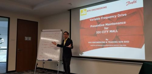 NYK Product Presentation for IOI Group Engineers Team