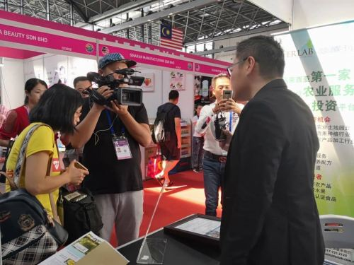 Nanning Television Interview