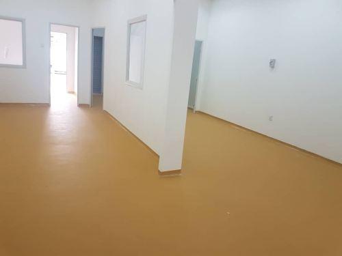 PU MF Flooring System, Food Factory, Ara Damansara Subang Shah Alam