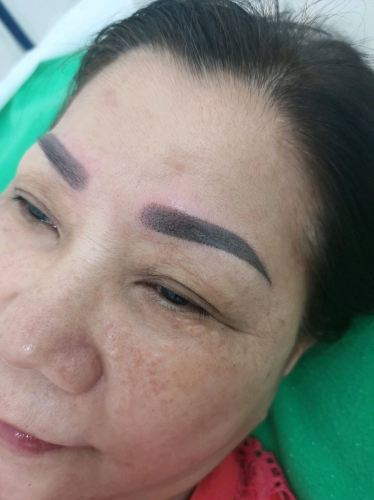 Brow Embroidery