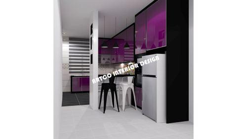 Kitchen Cabinet (Full Height)