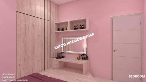 Tatami Bedroom Concept