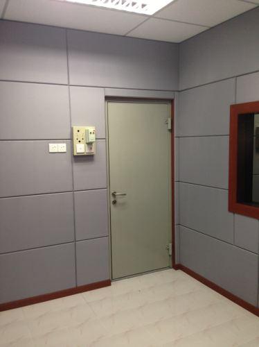 Investigation Room - BOMBA