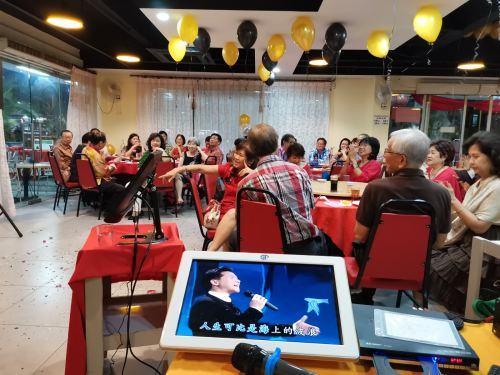 Events-Restaurant Fatty Chong(20-12-2019)