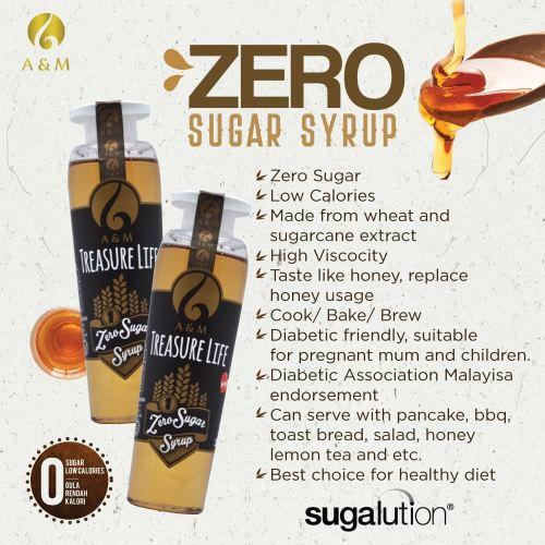 Treasure Life Syrup