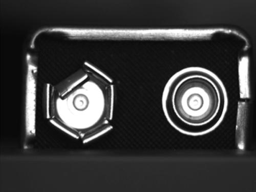 Battery Shape Verification