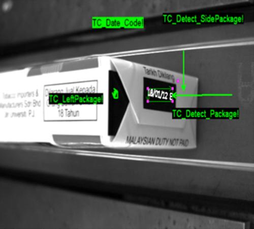 Laser Date Code Inspection
