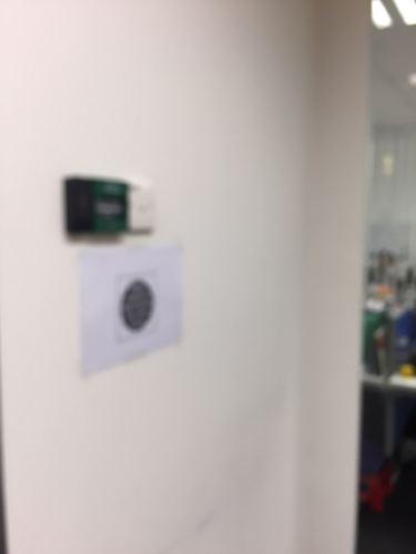 Falco IP Based Door Access System Installation @ Axiata Tower Sentral Kuala Lumpur