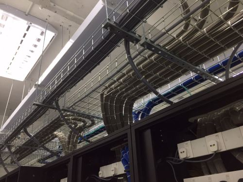 Structured Network Cabling @ Leisure Commerce Square Sunway Mentari