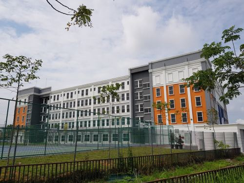 Mahsa University Completed 2017