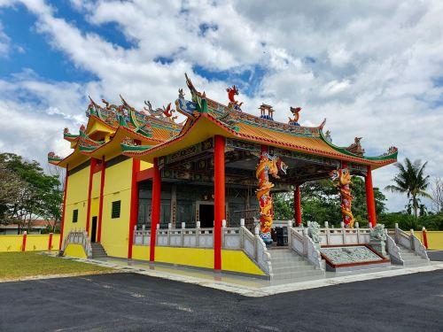 Temple Of Shan Shen Kapar