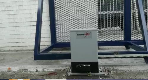 Installation for Max 15 AC Sliding Motor Single Phase