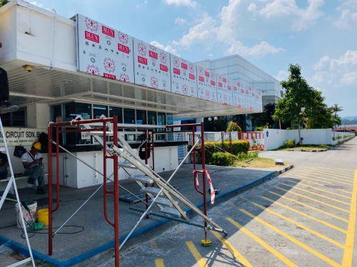 Jabil Circuit Sdn Bhd Guard House