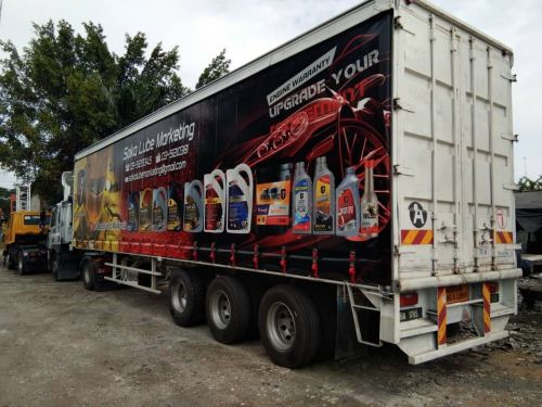 LG Lubricant Prime Mover