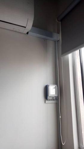 Install sub meter at residensi platinum teratai setapak