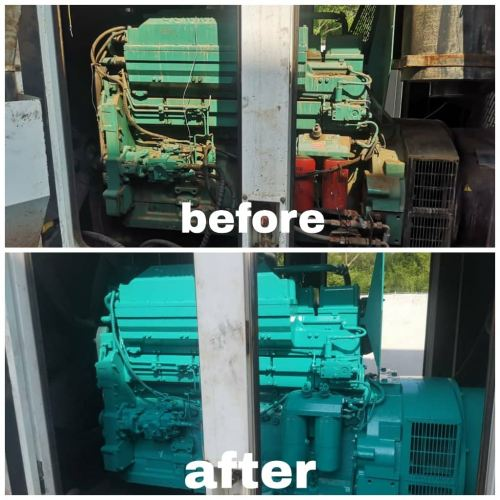 We do engine re-condition servicing at our workshop