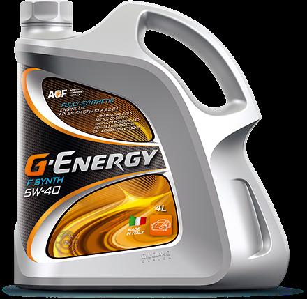 G-Energy F Synth 5W-40 SN/CF
