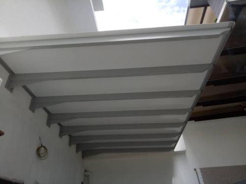 Alumbond Composite Panel,  Polycarbonate,  Drain @Jalan Jade Hills 12/1, Kajang, Selangor