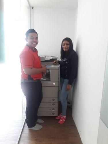 Office Photocopy Machine Rental Service @Sunway Geo, Petaling Jaya
